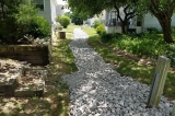 open french drain complete