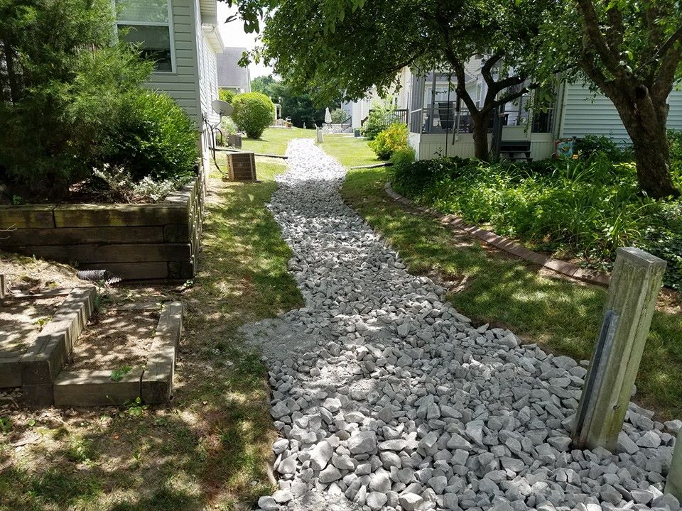 Lawn Drainage Solutions